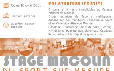 INSCRIPTION MACOLIN AVRIL 2021